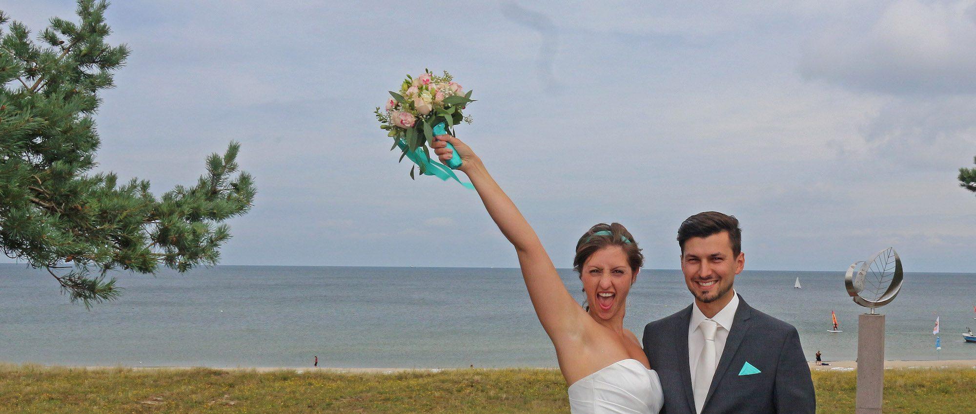 Heiraten auf Rügen.