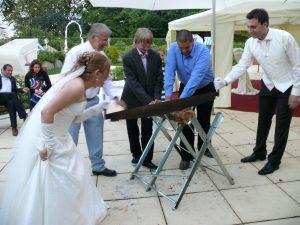 Hochzeitsservice auf der Insel Ruegen