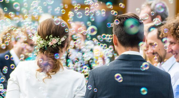 Hochzeitsbilder und Impressionen
