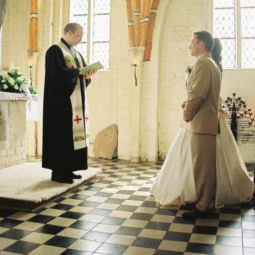 Kirchliche Trauungen auf der Insel Rügen