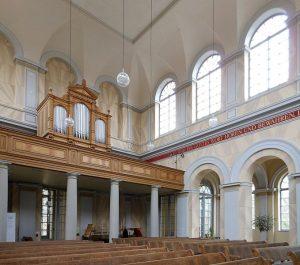 Standesamt Schlosskirchen in Putbus auf Rügen