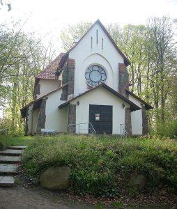 Katholische Kirche Maria Meeresstern im Ostseebad Sellin